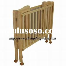 Baby Folding Bed Folding Baby Bed Finelymade Furniture