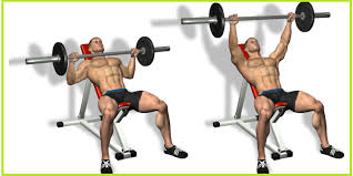 Flat Bench Barbell Press Superset Chest Workout The Best 4 Supersets For Bigger Chest