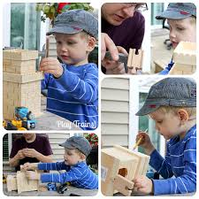 diy wooden toy castles for trains thomas u0026 friends king of the
