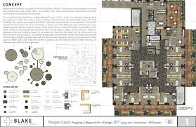 rehabilitation center floor plan blake medical center by me cpo at coroflot com