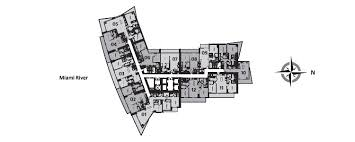 mint floor plans mint at riverfront condo downtown miami luxury real estate