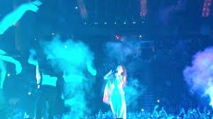 Flags Houston Ariana Grande Waves The Pride Flag Houston Tx Youtube