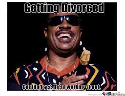 Stevie Wonder Memes - stevie wonder divorce by hauntedmirrorforest meme center
