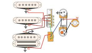 mod garage a cool four pickup wiring premier guitar
