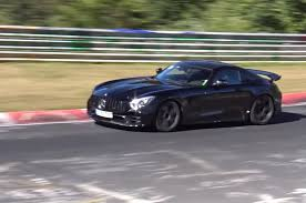 green mercedes 2018 mercedes amg gt r terrorizes the green hell w video motor