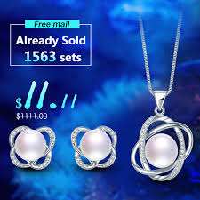 silver jewellery necklace sets images Top quality trendy cross 925 sterling silver jewelry sets pendant jpg