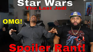 Et Is A Jedi Meme - star wars the last jedi epic spoiler rant youtube