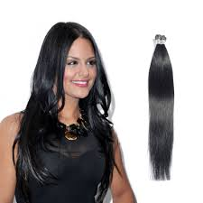 gg hair extensions 6 34 inch fusion hair extensions human hair i tip extensions u