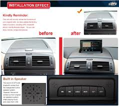 rupse for 2004 2010 bmw x3 e83 upgrade multimedia amazon co uk