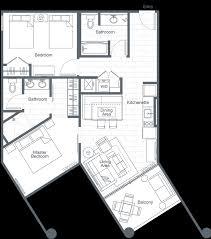 Westin Desert Willow Villas Floor Plans The Westin St John Resort U0026 Villas Three Bedroom Villa Bay Vista