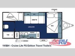 new 2014 forest river rv salem cruise lite fs 195bh travel trailer