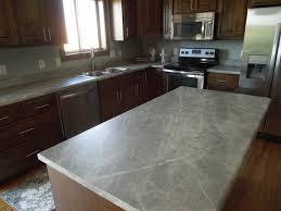 Soapstone Kitchen Countertops by Formica 180fx Soapstone Sequoia Kitchen Island And Perimeter