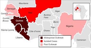 Surto de ébola na África Ocidental