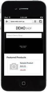 neto u0027s new mobile template blog neto ecommerce