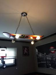 Gun Chandelier by Stay At Home Mom Turns Diy Home Decor Passion Into A New Business