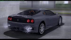 Ferrari 360 Challenge Stradale Interior Gta San Andreas Ferrari 360 Challenge Stradale Mod Gtainside Com