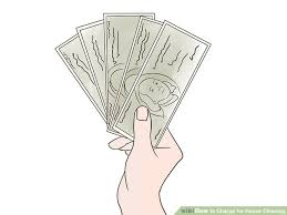 how to charge for house cleaning 10 steps with pictures