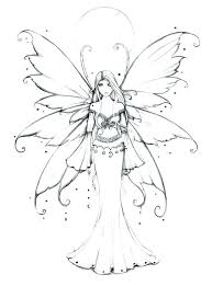coloring pages of unicorns and fairies coloring pages of fairies and pixies coloring pages of fairies and