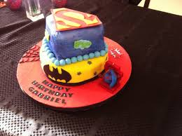 justice league birthday cake cakecentral com