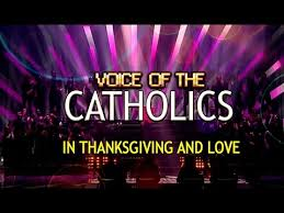 voice of the catholic in thanksgiving and 2015