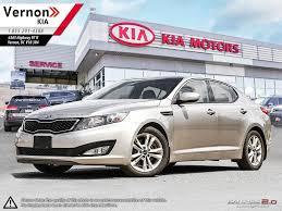 used 2013 kia optima for sale vernon bc