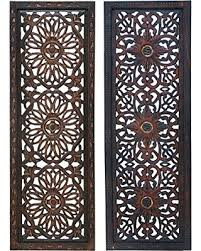 wall sculpture wood amazing deal on deco 79 34087 wall sculpture wood wall