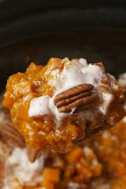 best crock pot sweet potato casserole recipe how to make crock