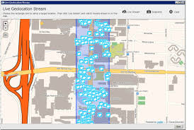 Las Vegas Strip Map Live Social Media Evidence Capture From Today U0027s Vegas Strip