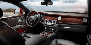 roll royce car inside rolls royce the luxury car which is equivalent to a yacht