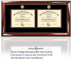 uva diploma frame diploma frame medallion diploma frame with graduation
