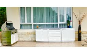 3 drawer outdoor kitchen cabinet w40053 4 life outdoor inc