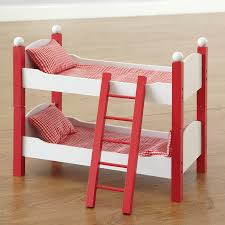Buy Role Play Dolls Bunk Beds TTS - Dolls bunk bed