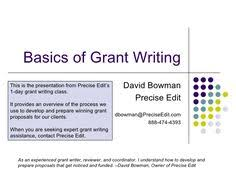 how to write a grant application cover letter for dummies