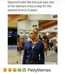Beyonce Meme Generator - beyoncé looks like she just saw one of her dancers miss a step for
