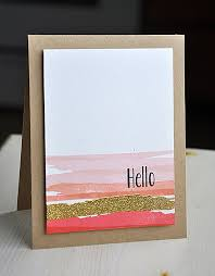 handmade watercolor cards how to make watercolor greeting cards 25 unique watercolor cards