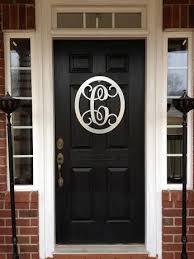 Front Door Metal Decor 10 Best Etsy Images On Pinterest Monogram Door Hangers Front