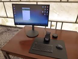 Samsung Desk First Looks At The Samsung Dex Docking Station Hardwarezone Com My