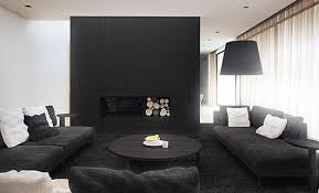 black and white home interior plushhemishpere for the home architects interiors