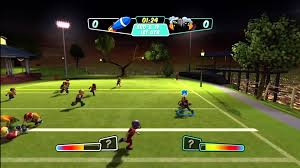 backyard sports rookie rush xbox 360