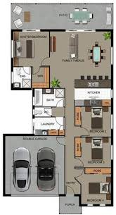 Four Bedroom Bungalow Floor Plan Modern Design 4 Bedroom House Floor Plans Four Bedroom Home Plans