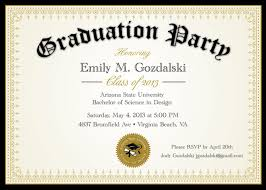 graduation ceremony invitation graduation invitation templates graduation ceremony invitation