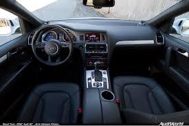 Audi Q7 2012 - audiworld news