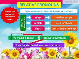 relative pronouns multiple choice test 1 www elt els com