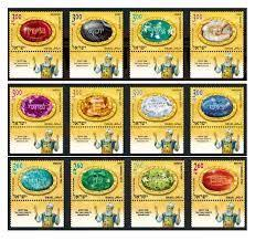 ephod stones high priest ephod breast judgment 12 stones names of 12
