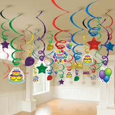 birthday party decorations ideas at home edeprem cheap party
