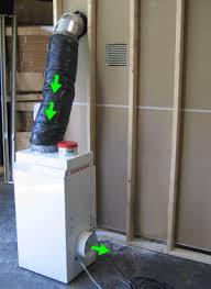 through the wall dehumidifier ducting iaqsource com