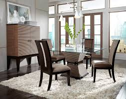 Transitional Dining Room Tables Dining Table Nj Sunrise Urban Transitional Dining