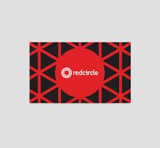 red circle logo u0026 business card template the design love