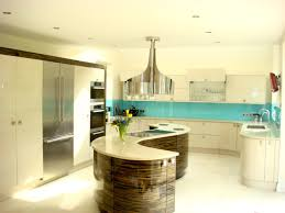 Curved Kitchen Island By Placing The Curved Island Furniture In The Kitchen Will Add
