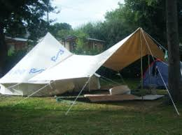 Bell Tent Awning Standard Shelter Can Be Attached To Your Sibley Tent To Extend